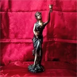 Estatua Candelabro