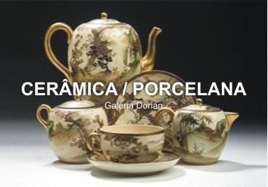 CERÂMICA / PORCELANA