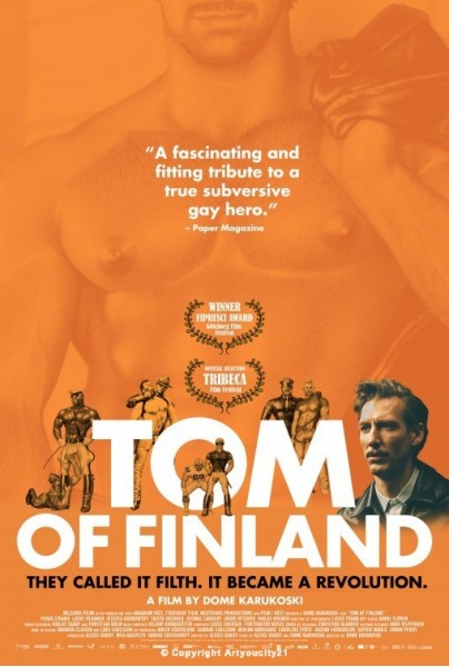 Tom Of Finland (2017)
