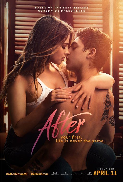 A young woman falls for a guy with a dark secret and the two embark on a rocky relationship. Based on the novel by Anna Todd.