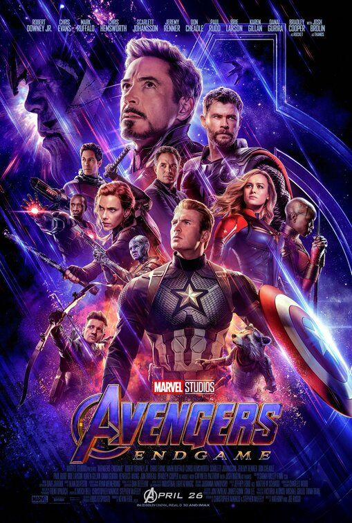 After the devastating events of Vingadores: Guerra Infinita (2018), the universe is in ruins. With the help of remaining allies, the Avengers assemble once more in order to undo Thanos' actions and restore order to the universe.