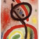 Femme III - Joan Miro, 1965