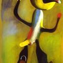 Character - Joan Miro, 1934