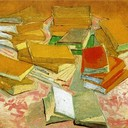 Still Life - French Novels, 1888