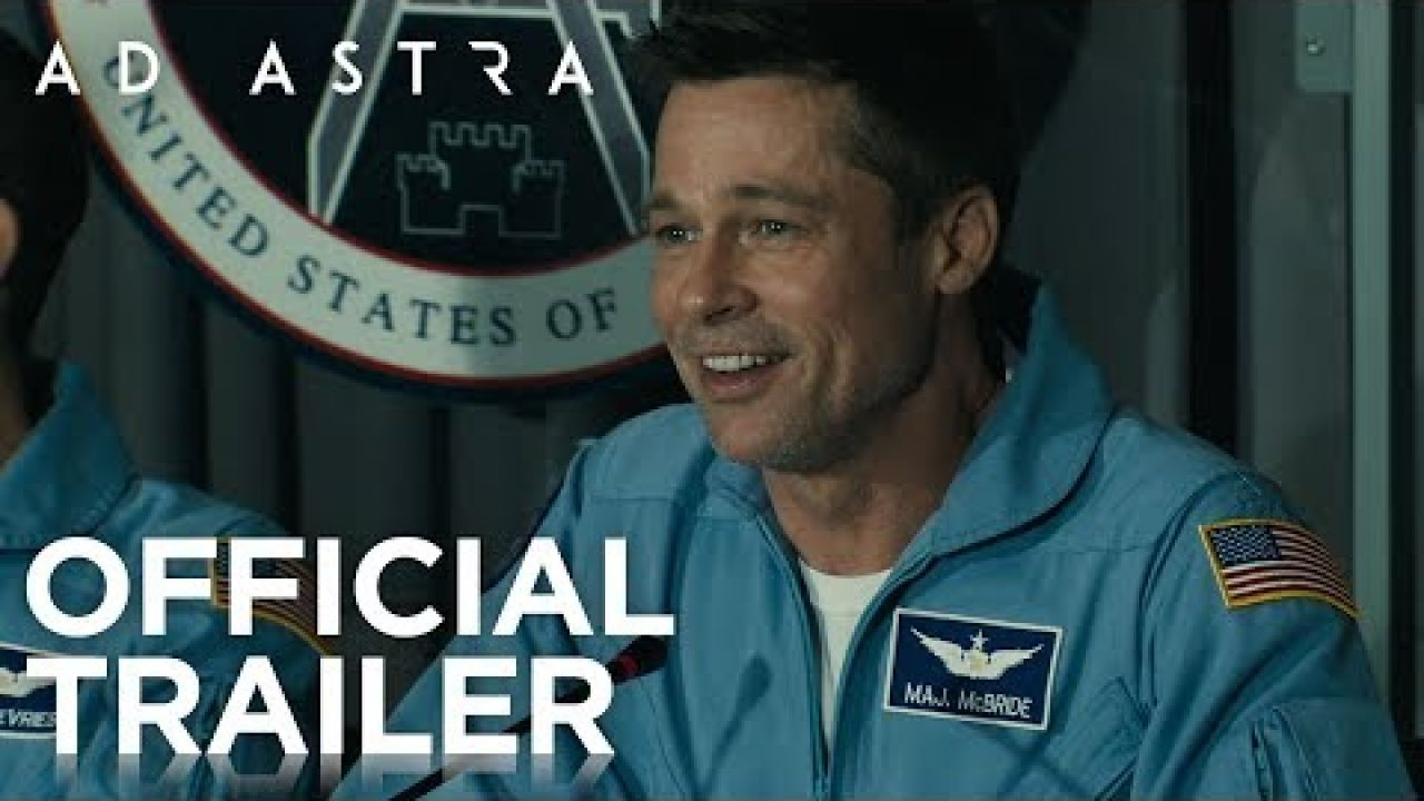 Ad Astra   Official Trailer [HD]   20th Century FOX