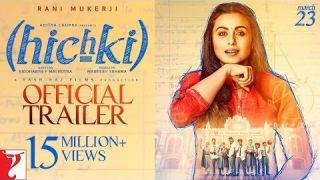 Hichki   Official Trailer   Rani Mukerji   Releasing 23rd March 2018