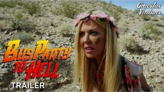 Bus Party to Hell I Tara Reid Horror Trailer
