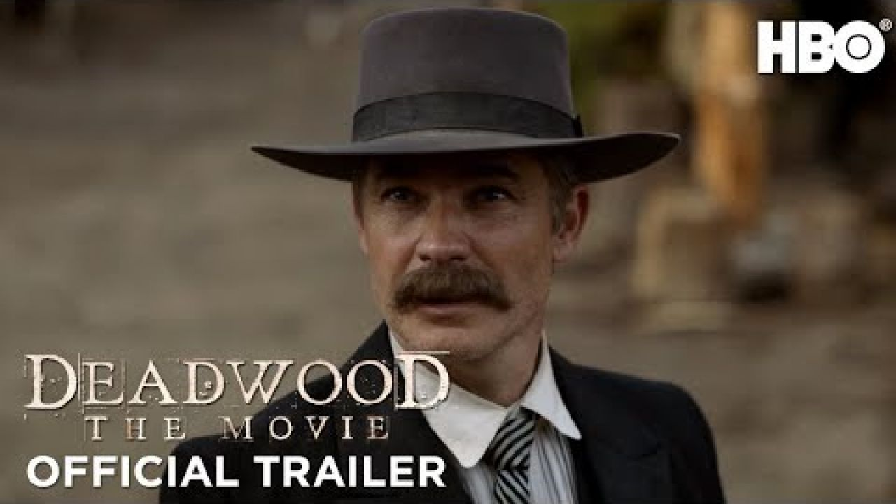Deadwood: The Movie (2019)   Official Trailer   HBO