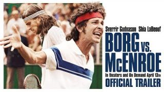 BORG VS. MCENROE [Trailer] – In theaters & On Demand 4/13