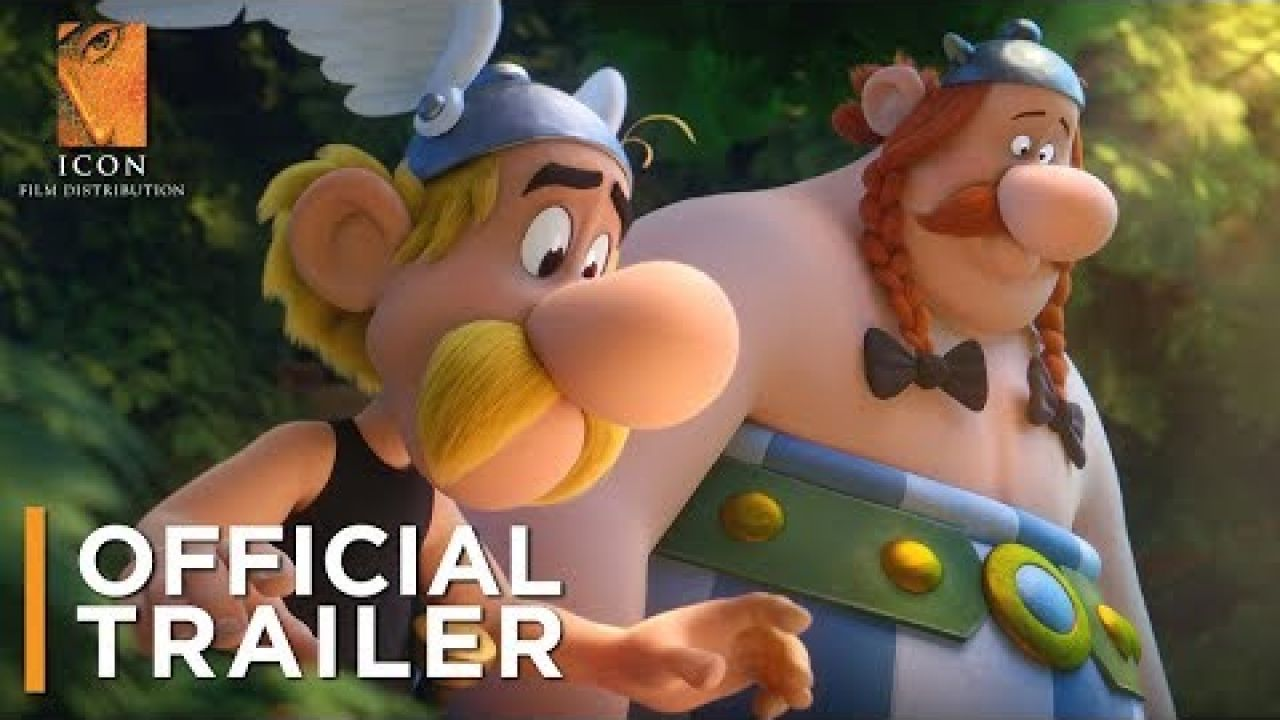 ASTERIX: THE SECRET OF THE MAGIC POTION | Official Australian Trailer