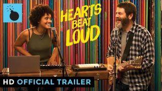 Hearts Beat Loud   OFFICIAL TRAILER   Nick Offerman, Kiersey Clemons