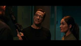 Black Water Official Trailer (2018) - Jean-Claude Van Damme, Dolph Lundgren