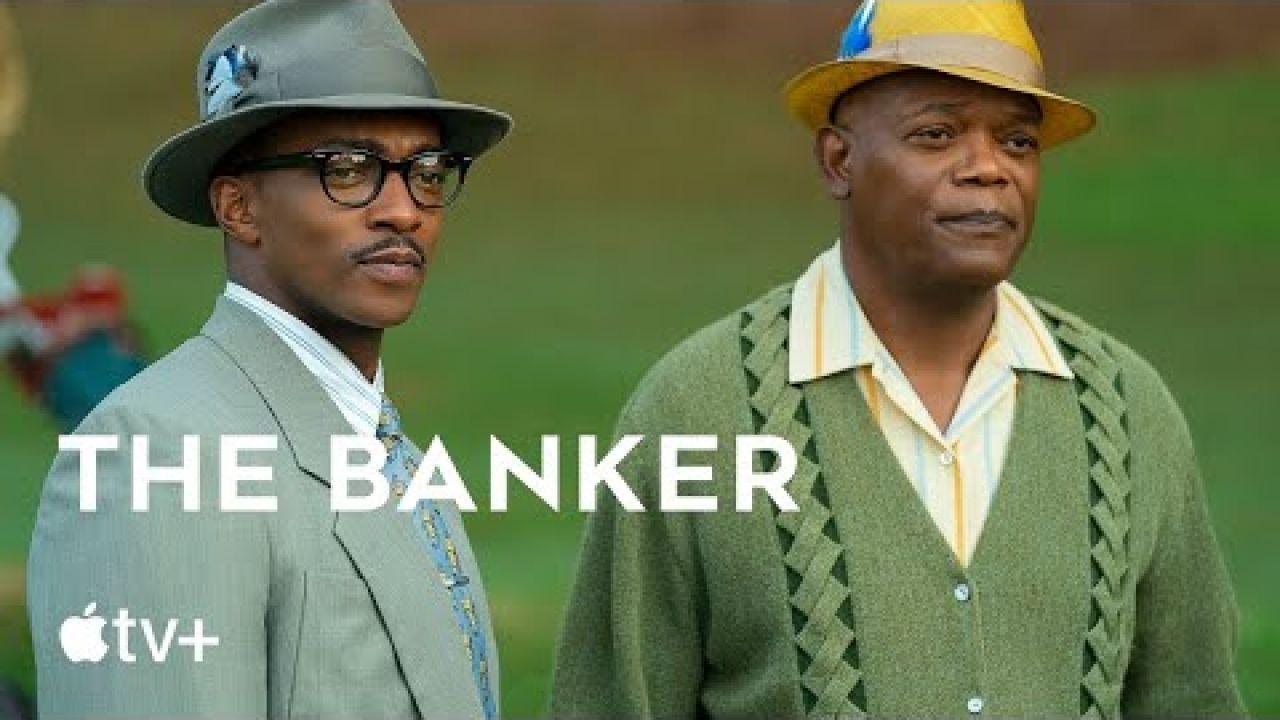 The Banker — Official Trailer | Apple TV+