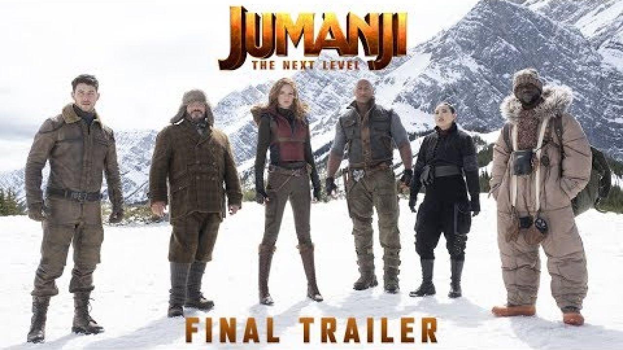 JUMANJI: THE NEXT LEVEL - Final Trailer (HD)