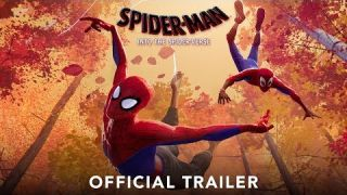 SPIDER-MAN: INTO THE SPIDER-VERSE - Official Trailer (HD)