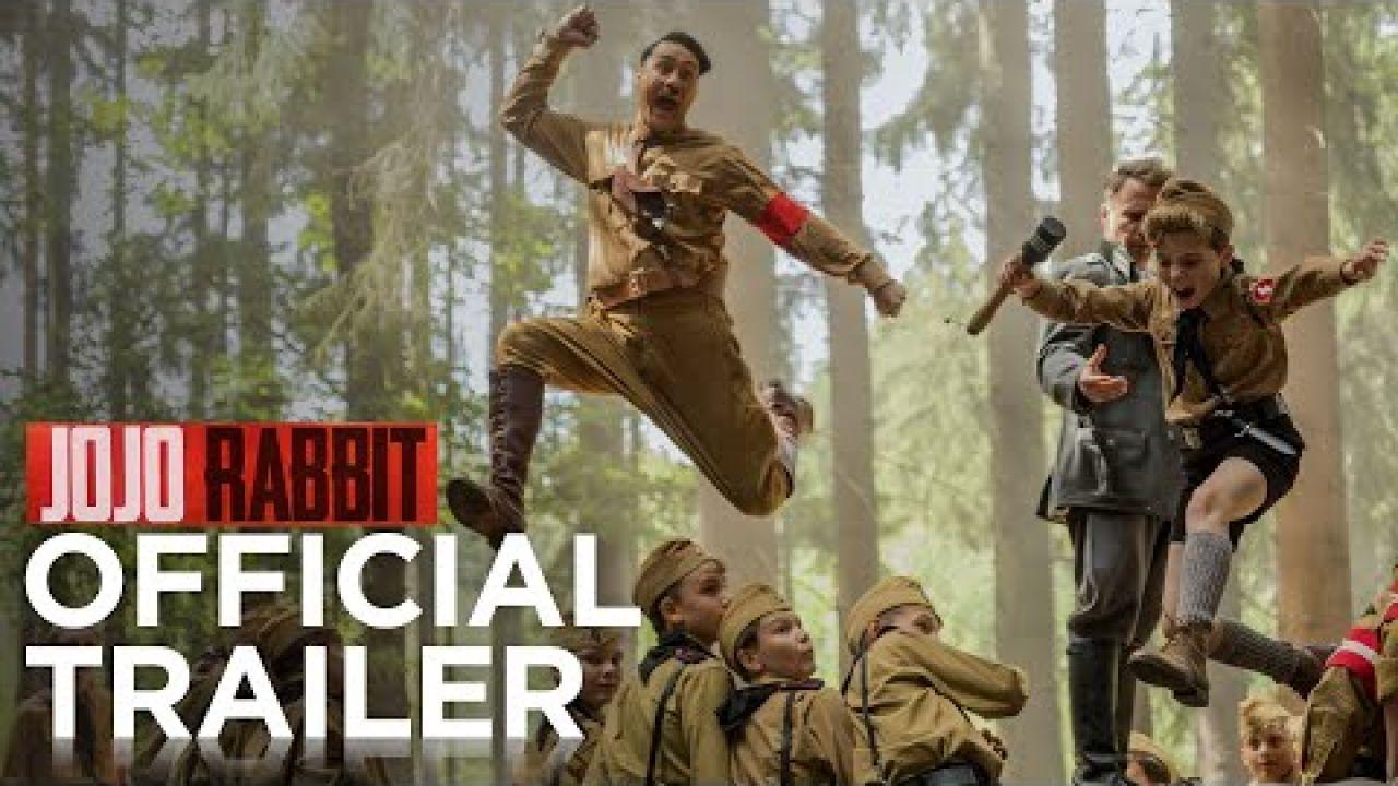 JOJO RABBIT   Official Trailer [HD]   FOX Searchlight