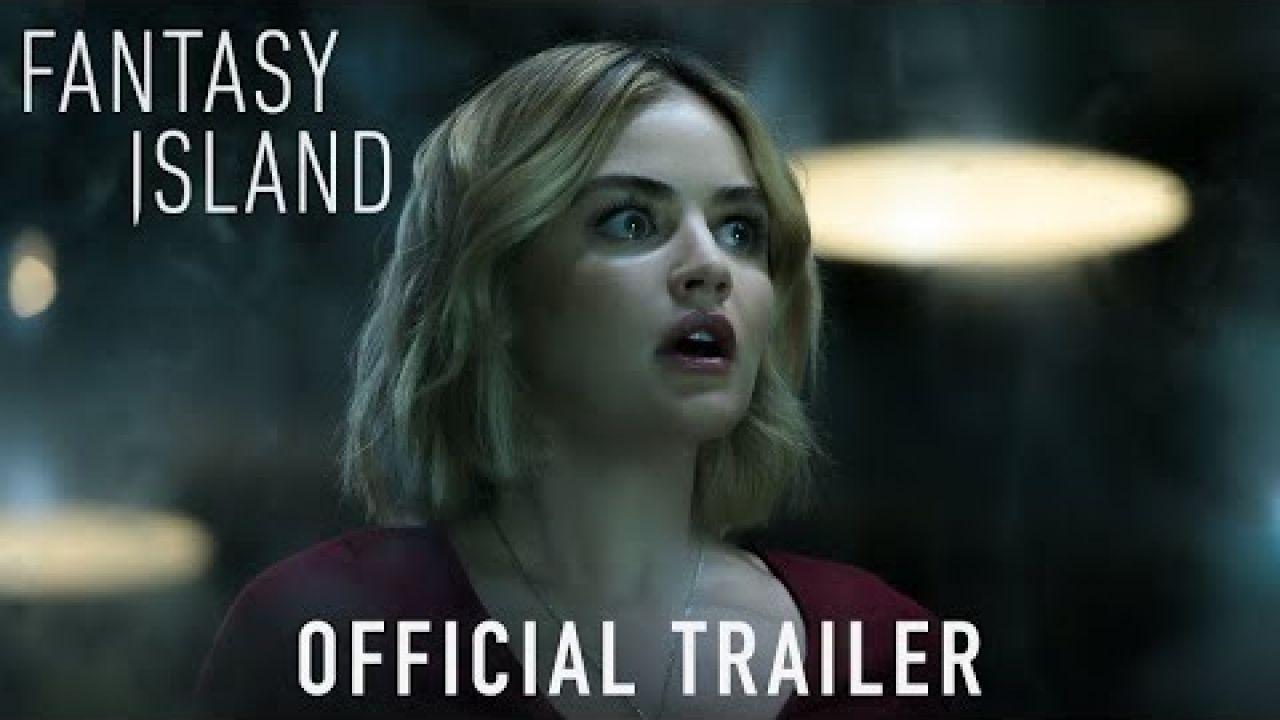 FANTASY ISLAND - Official Trailer (HD)