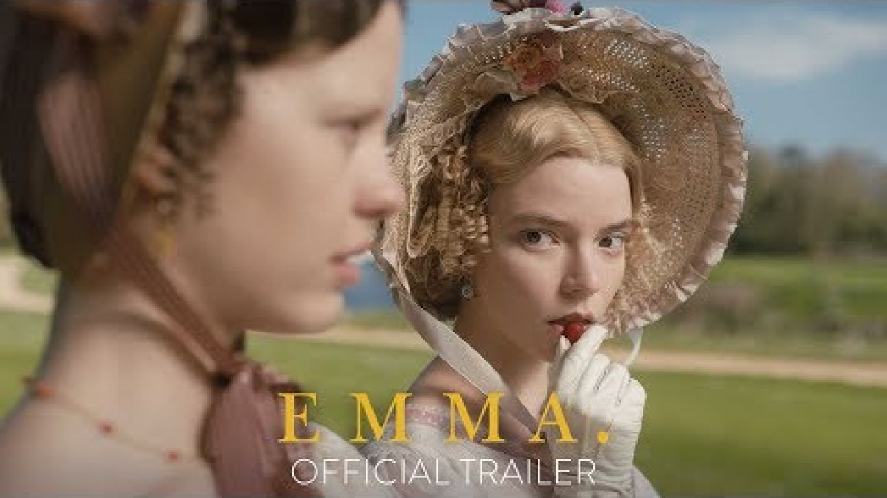 EMMA. - Official Teaser Trailer [HD] - In Theaters February 21